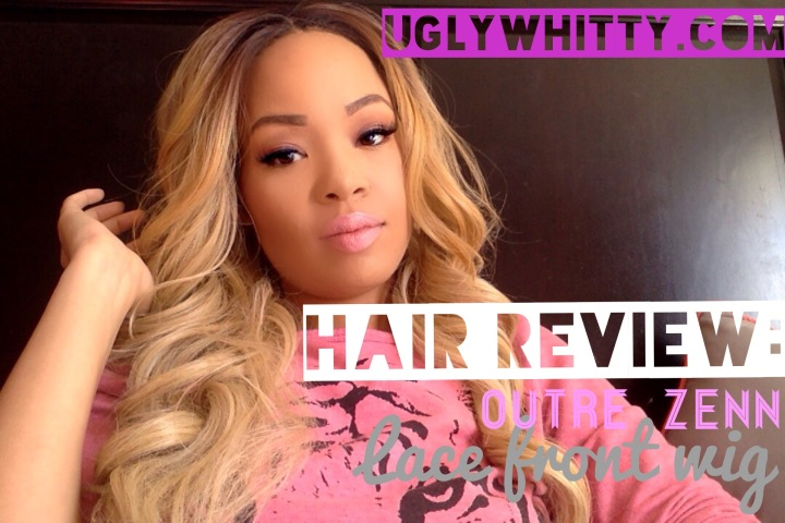 Hair Review: Outre Zenn Lace Front Wig