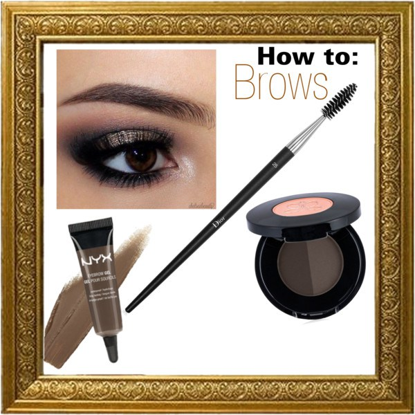 How to: Brows