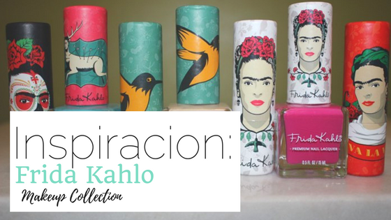 Inspiracion: Frida Kahlo Makeup Collection